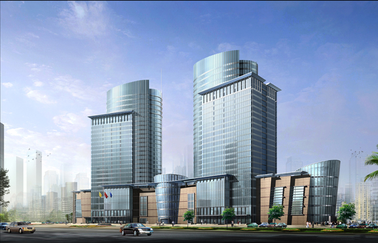 郑州国龙置业单位组织结构图